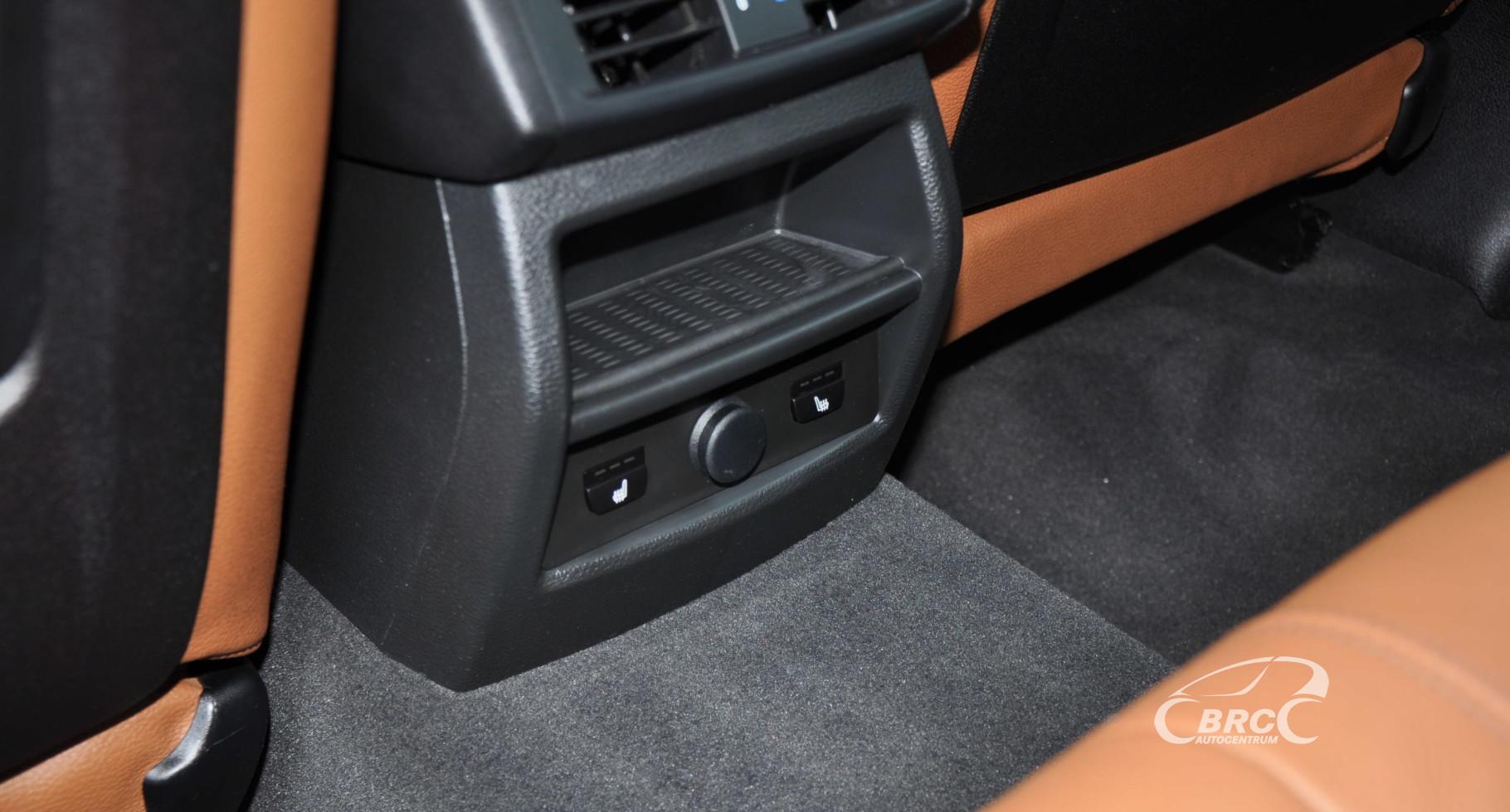 BMW X4 M40 i Automatas