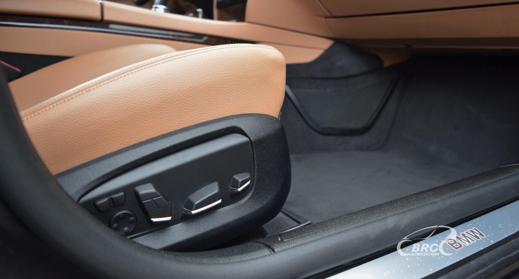 BMW 750 d Xdrive