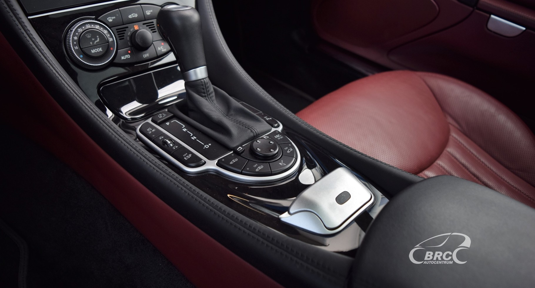 Mercedes-Benz SL 600 V12