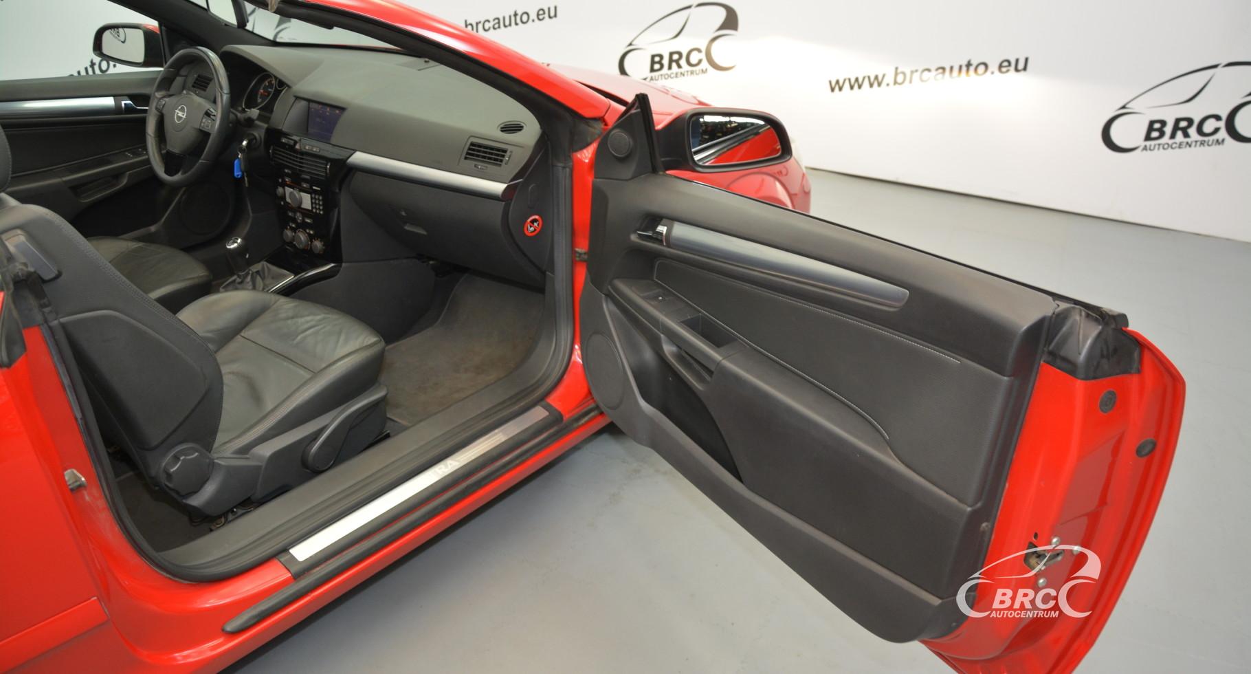 Opel Astra 1.9 CDTi Twin Top Cabrio