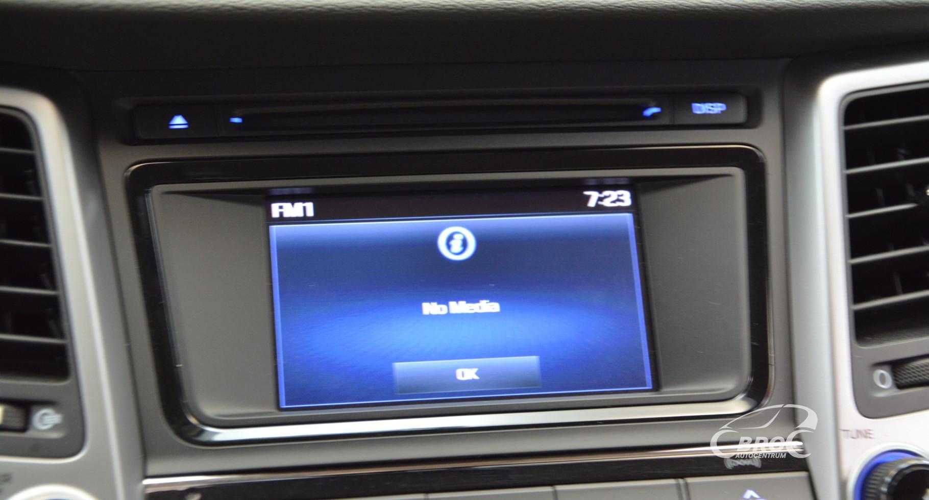 Hyundai Tucson 1.6T ECO FWD Automatas