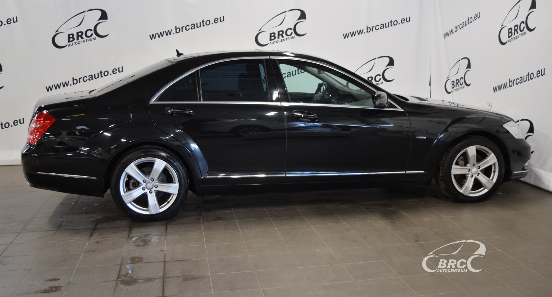Mercedes-Benz S 350 Long BlueTec