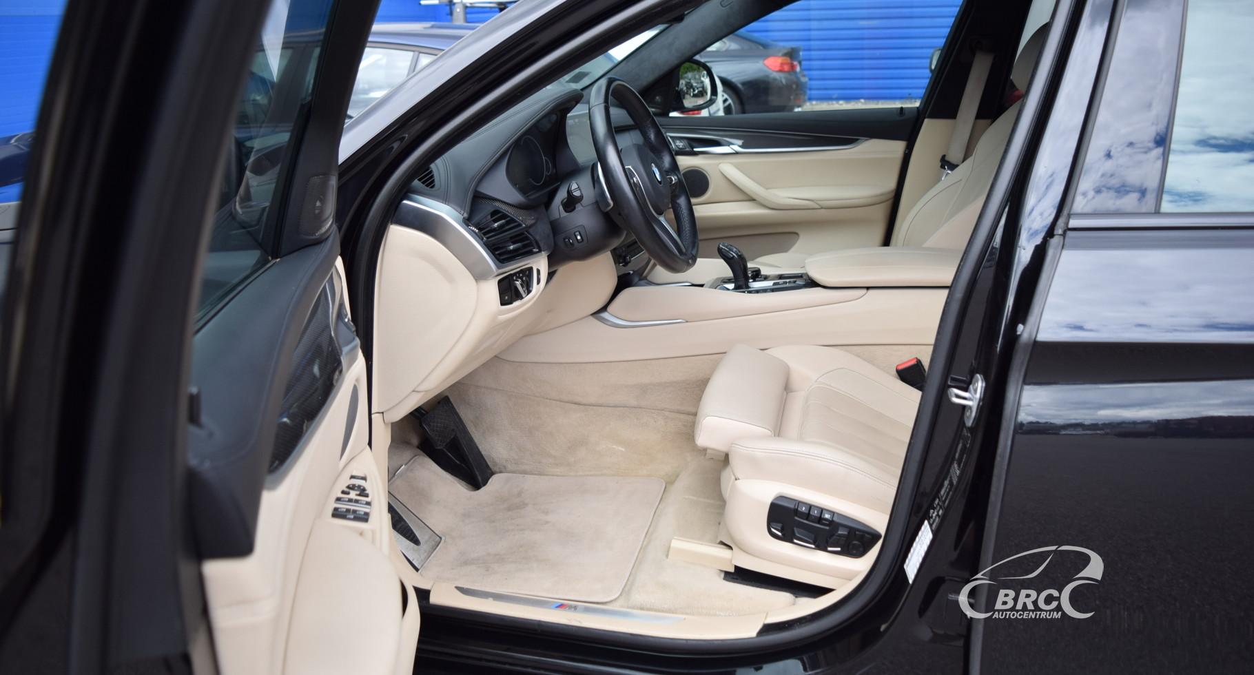 BMW X6 M-Pakete xDrive 40D