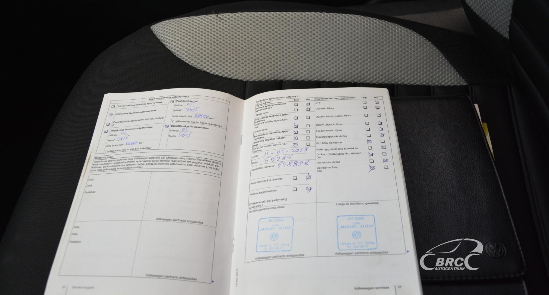 Volkswagen Jetta 1.2 TSI Trendline