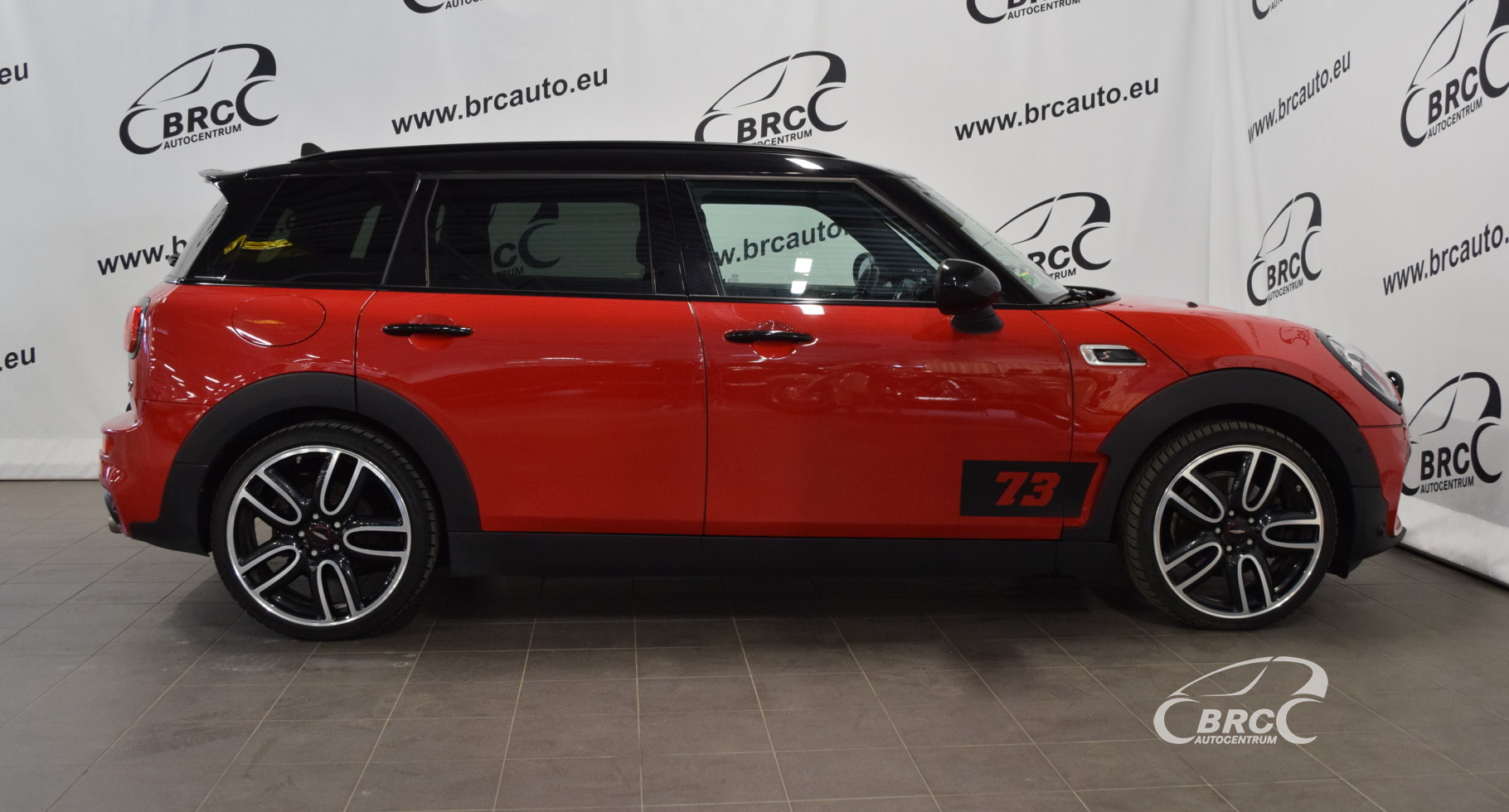 Mini Cooper Clubman S D ALL4 John Cooper Works Chili