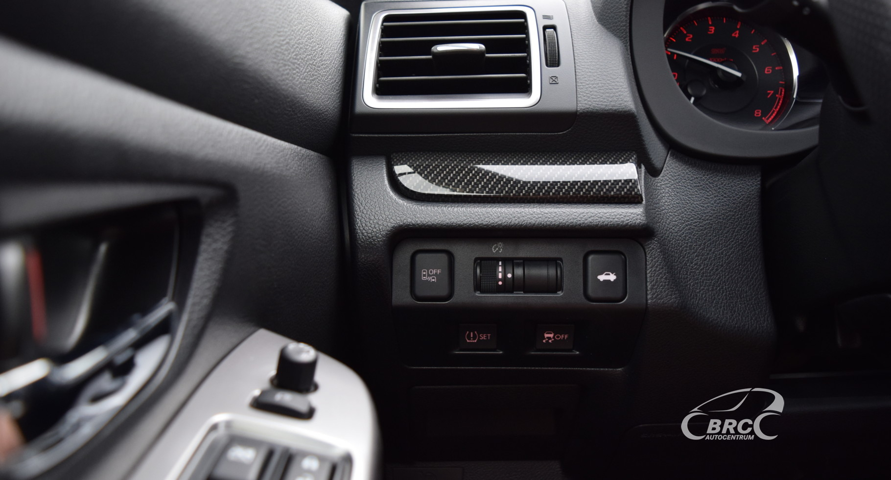 Subaru WRX STi GT Symmetrical AWD