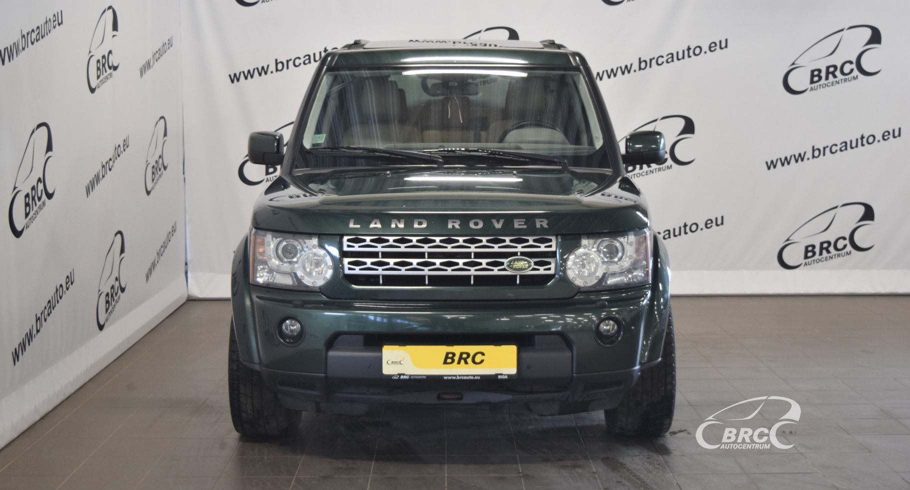Land-Rover Discovery 4 7 seats
