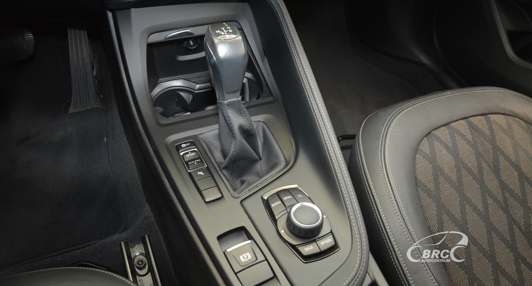 BMW X1 sDrive 20i Automatas