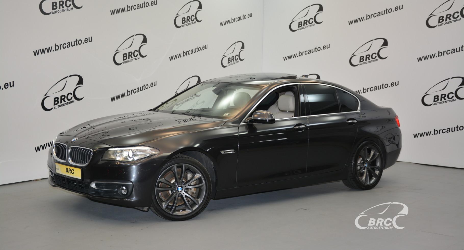 BMW 535 d Luxury XDrive Automatas