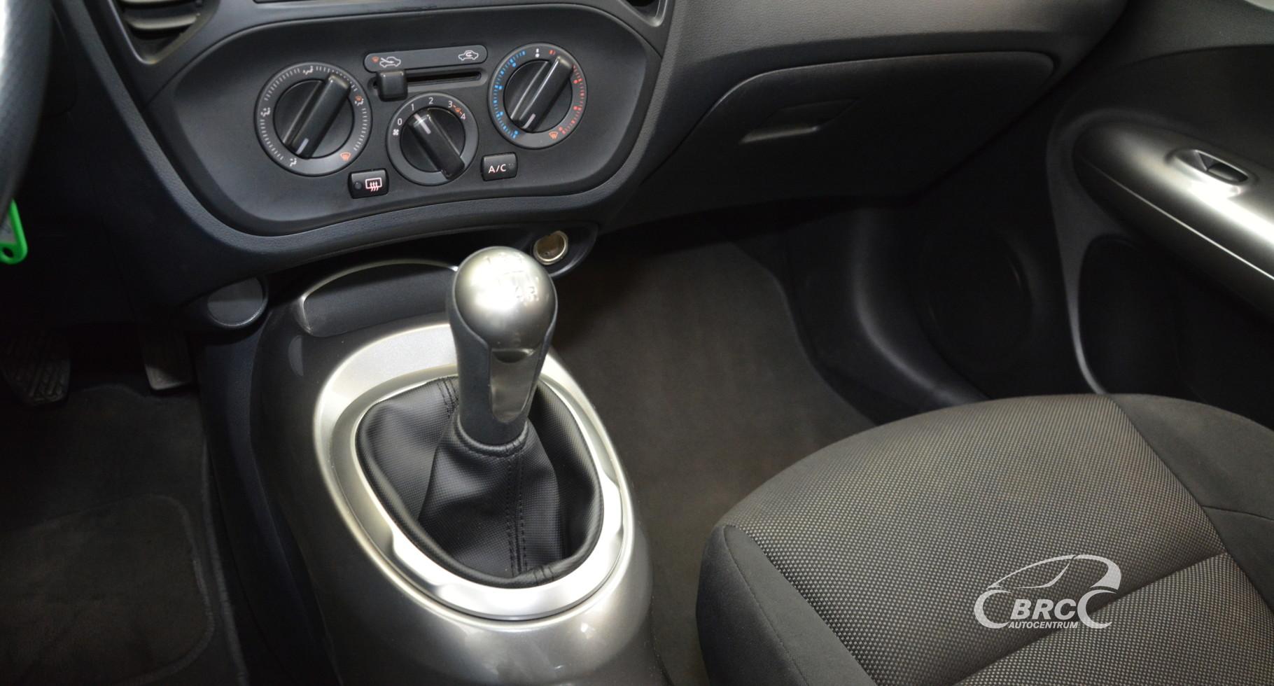 Nissan Juke 1.6 i 2WD