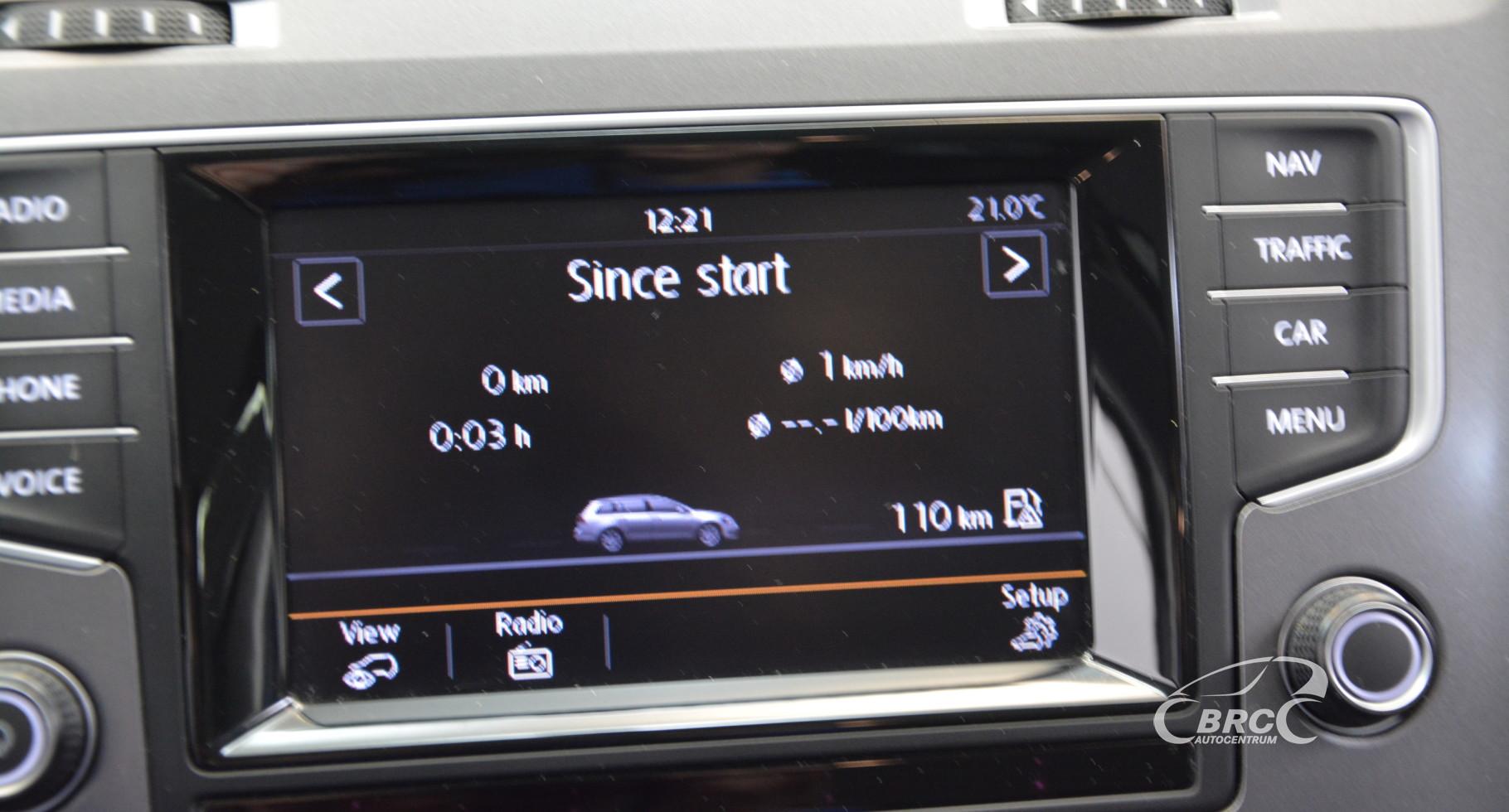 Volkswagen Golf 1.6 TDI Comfor Line Variant