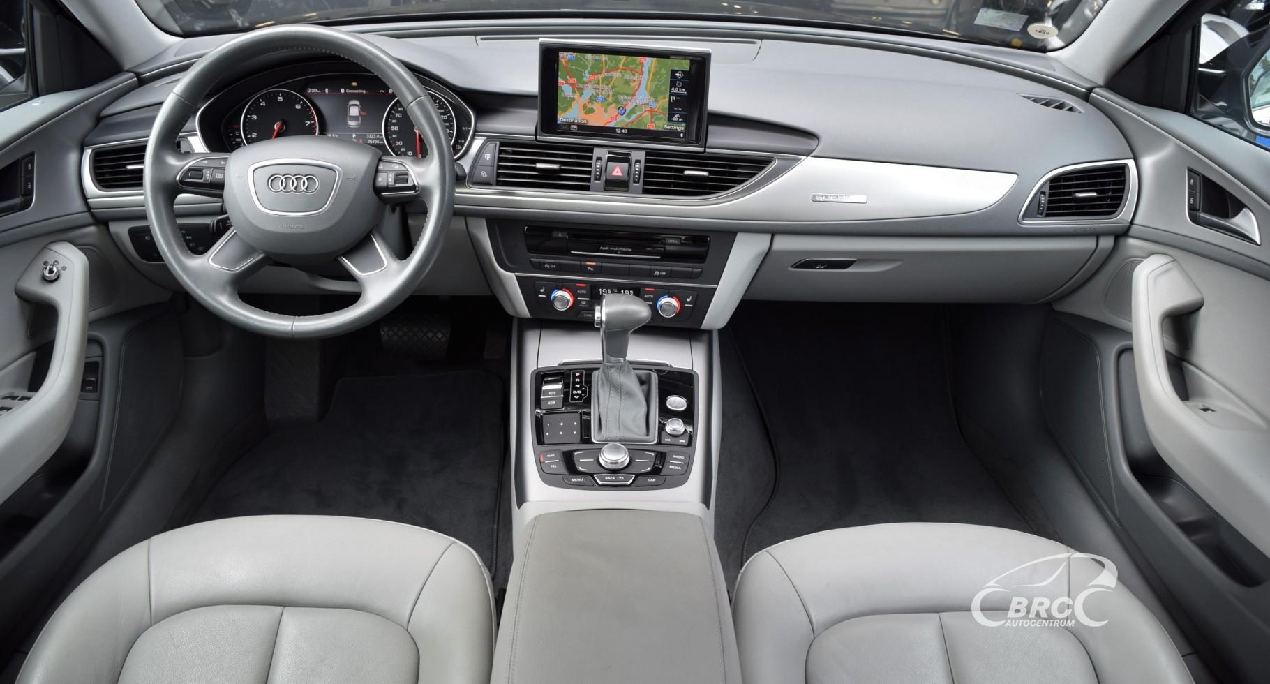 Audi A6 Limousine TFSi Quattro