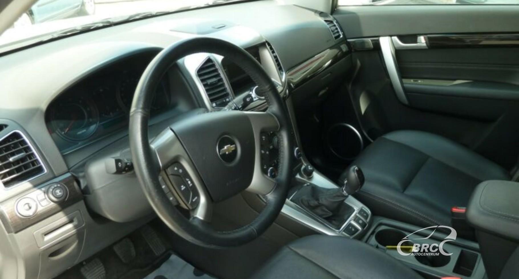 Chevrolet Captiva 2.2 VCDi