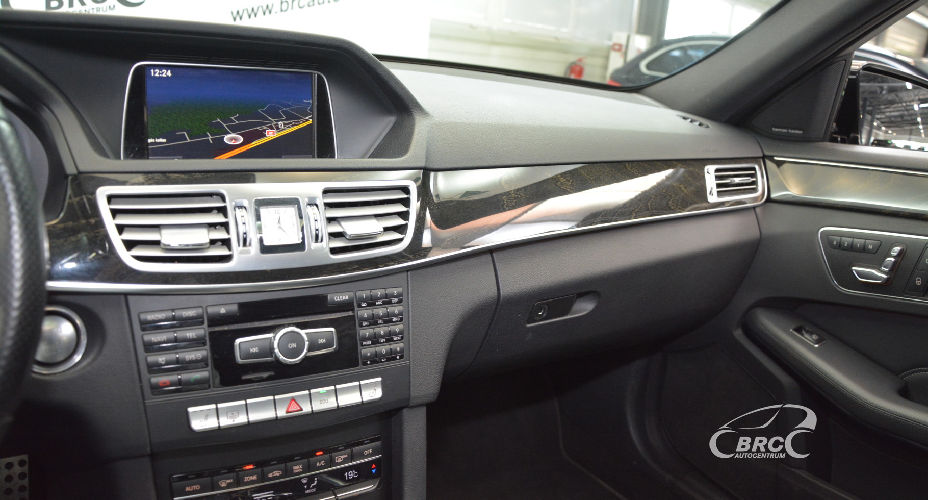 Mercedes-Benz E 250 BlueTec Automatas