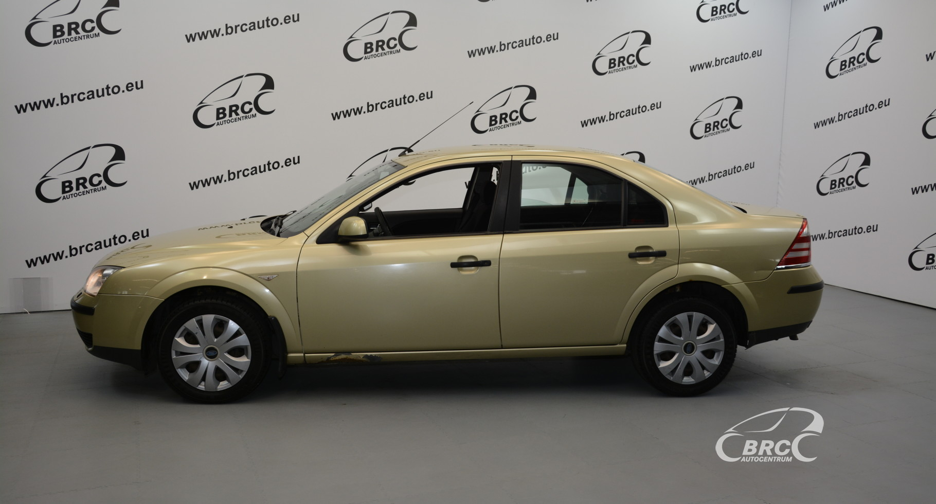 Ford Mondeo 1.8i Duratec