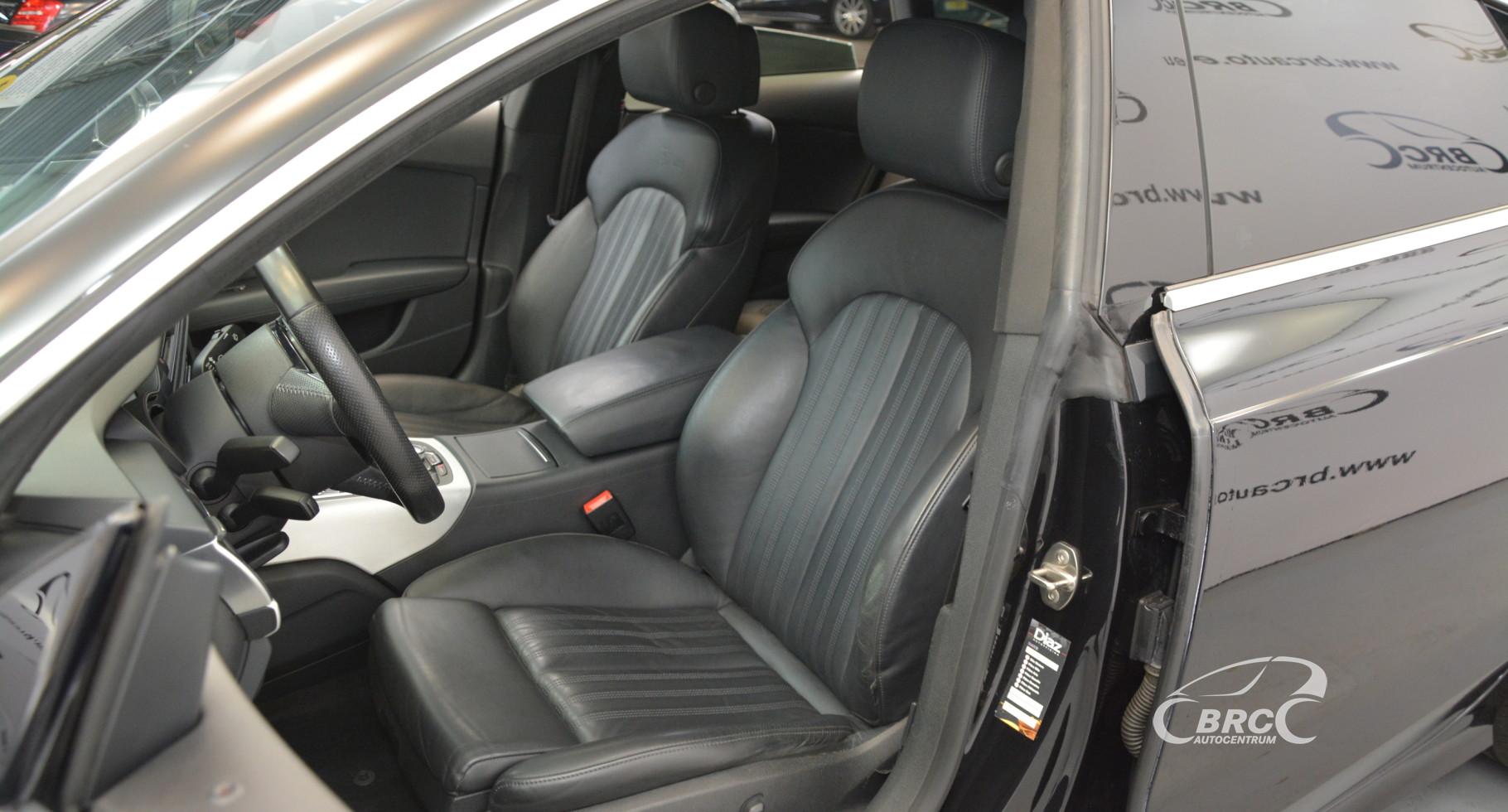 Audi A7 3.0 TDI Quattro S-line Automatas