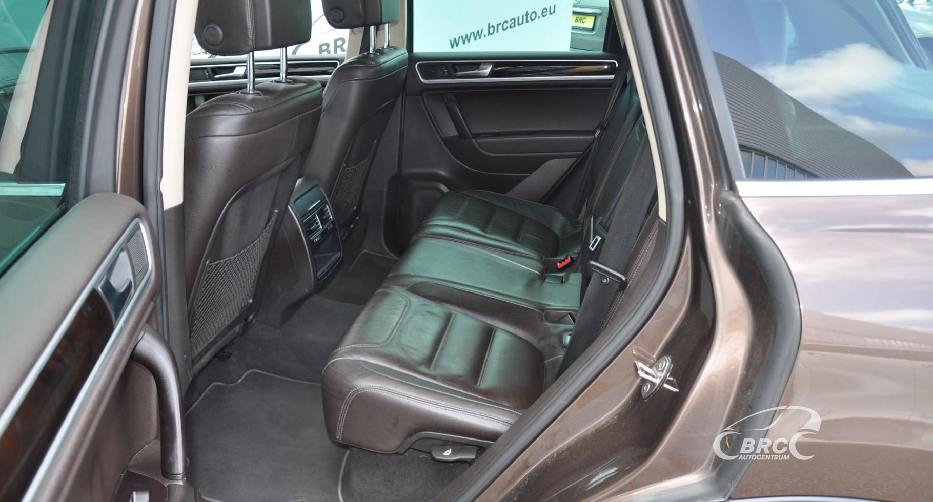 Volkswagen Touareg 3.0 V6 TDI 4MOTION Automatas