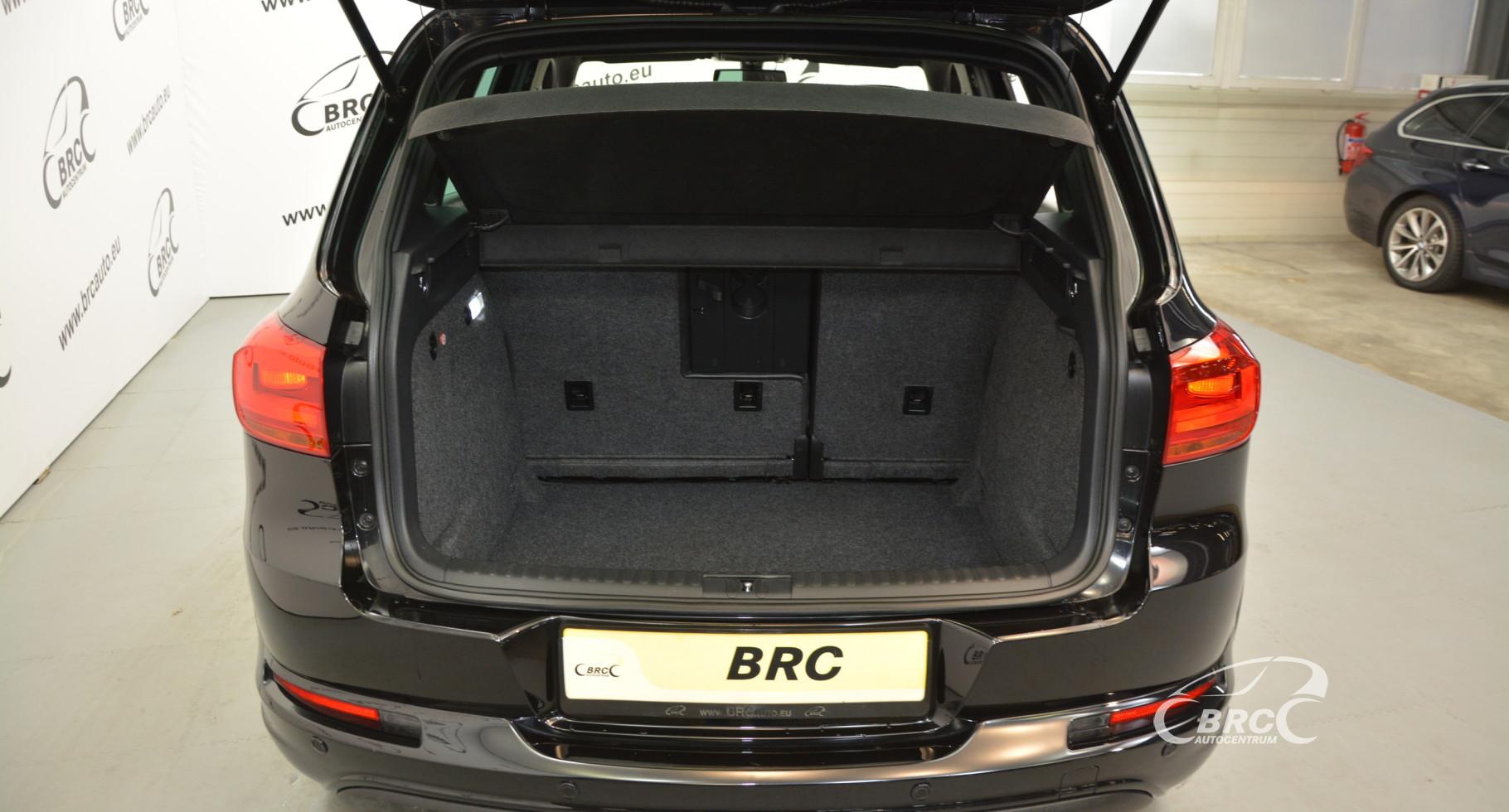 Volkswagen Tiguan 2.0TDI 4Motion R-line Sport Automatas