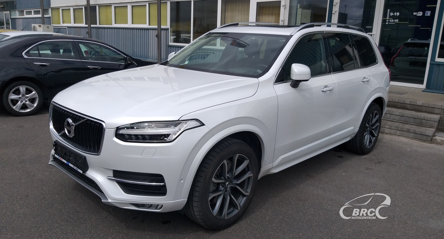 Volvo XC 90 2.0 D5 Momentum AWD Geartronic