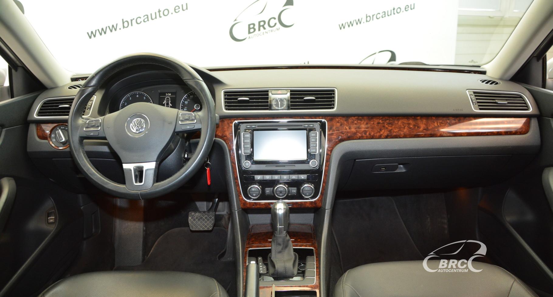 Volkswagen Passat 2.5 SEL Automatas