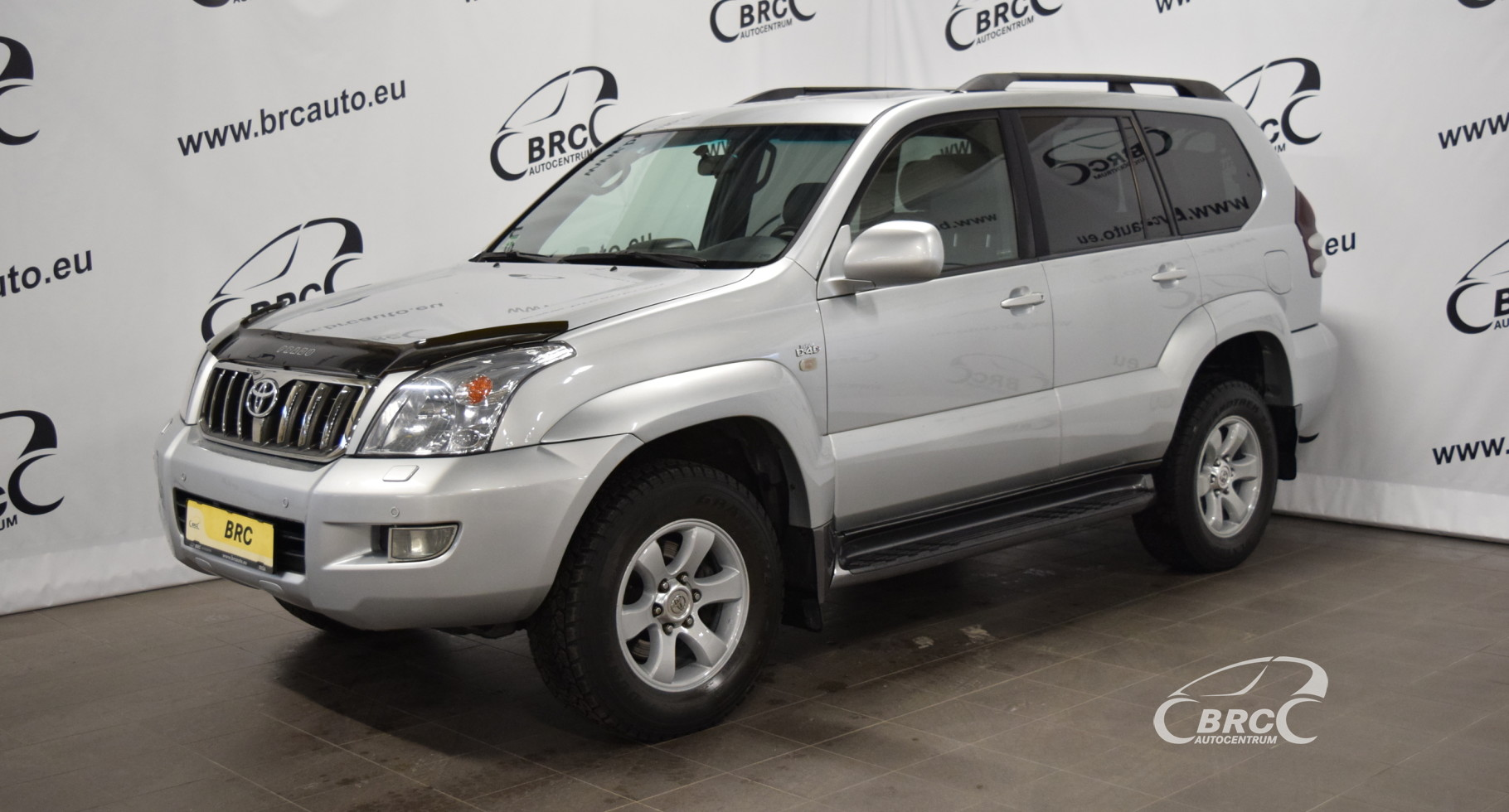 Toyota Land Cruiser D4D A/T 7 seats