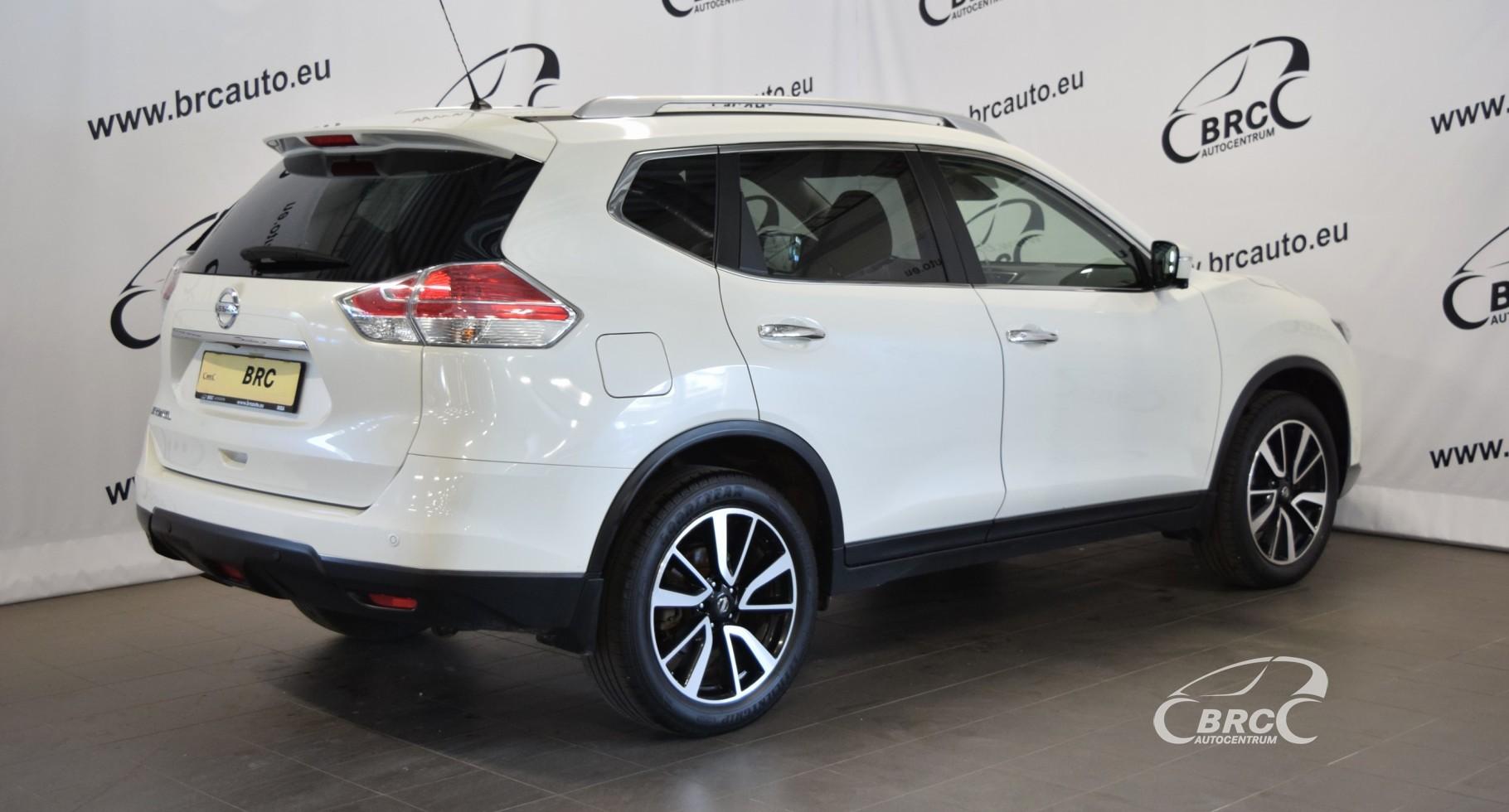 Nissan X-Trail A/T