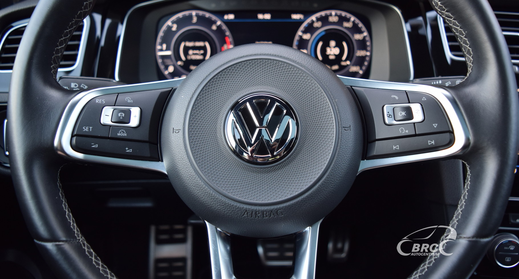 Volkswagen Golf Variant GTD DSG