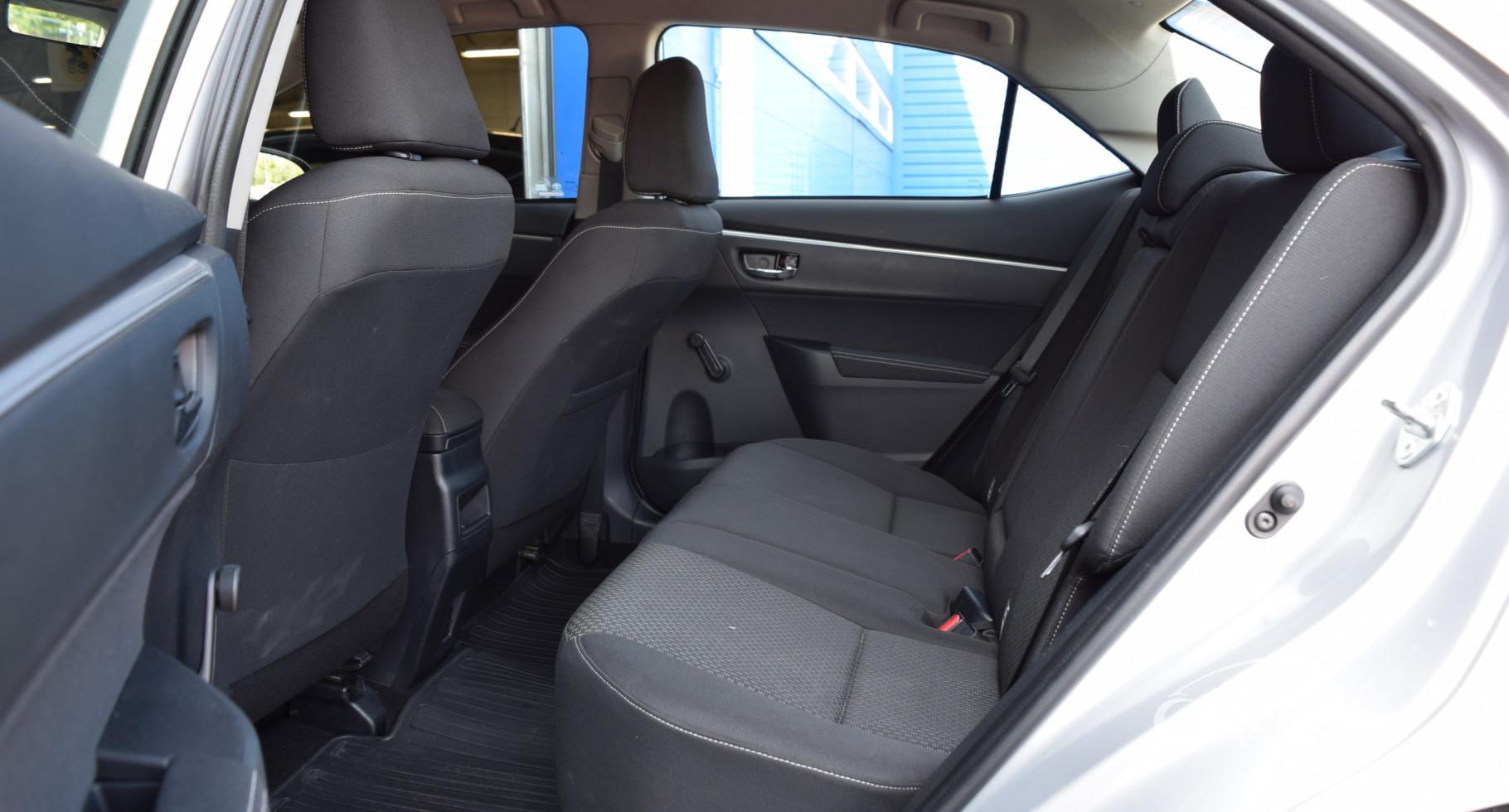 Toyota Corolla Valvematic Active A/T