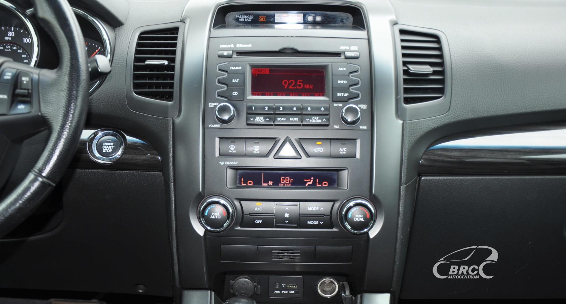 Kia Sorento 3.5i V6 4WD Automatas