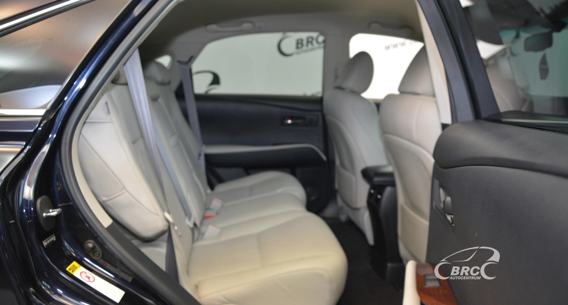 Lexus RX 450 Hybrid Standard Type Automatas