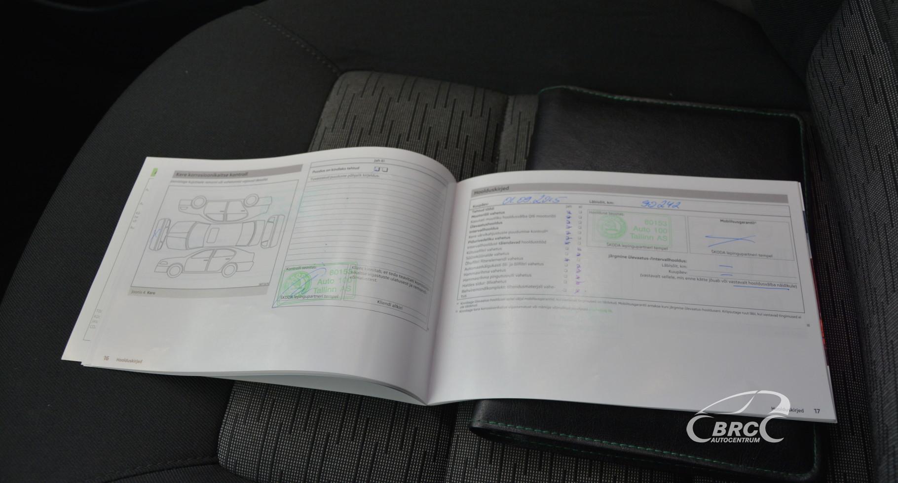 Skoda Octavia 1.6 TDI Ambition