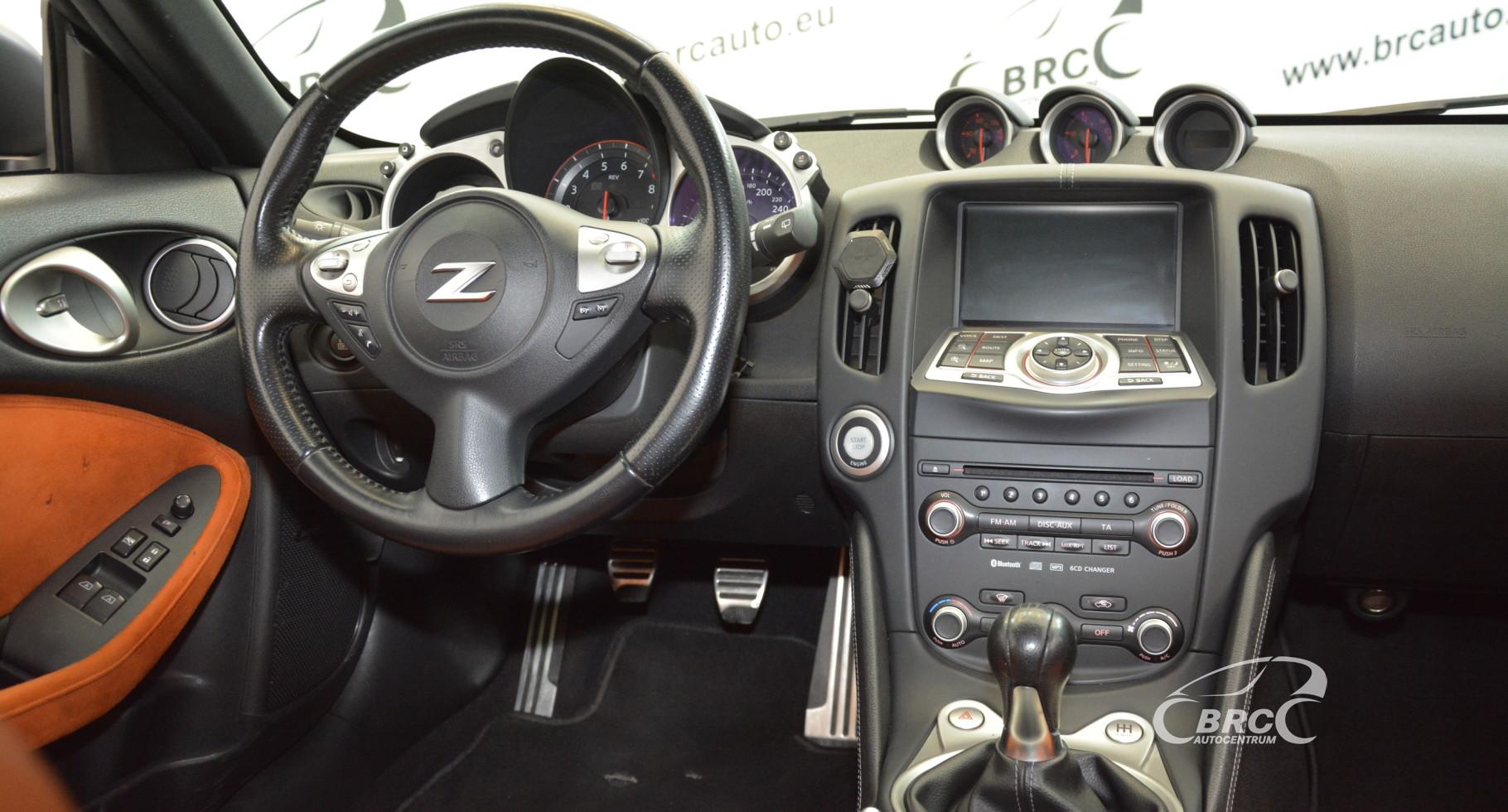 Nissan 370Z 3.7 V6