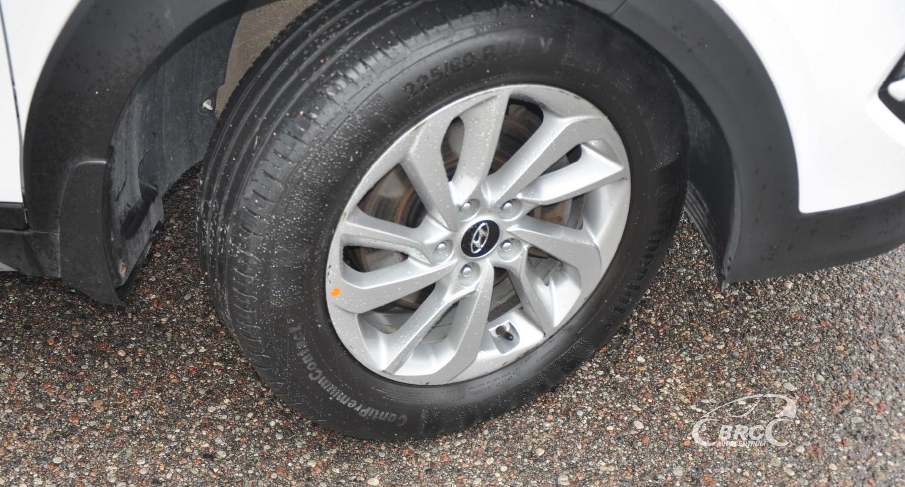 Hyundai Tucson 1.7 CRDI DCT