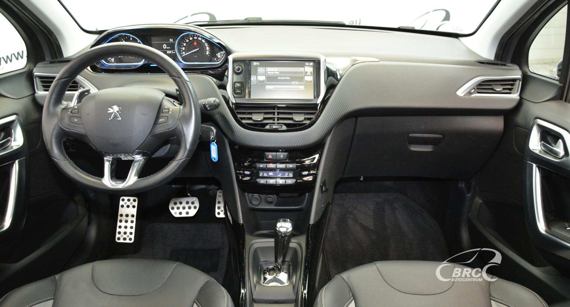 Peugeot 2008 1.6 E-HDI Automatas