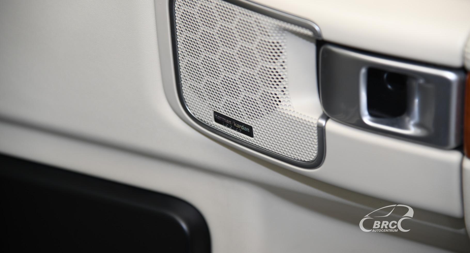 Land-Rover Range Rover TDV8 Vogue
