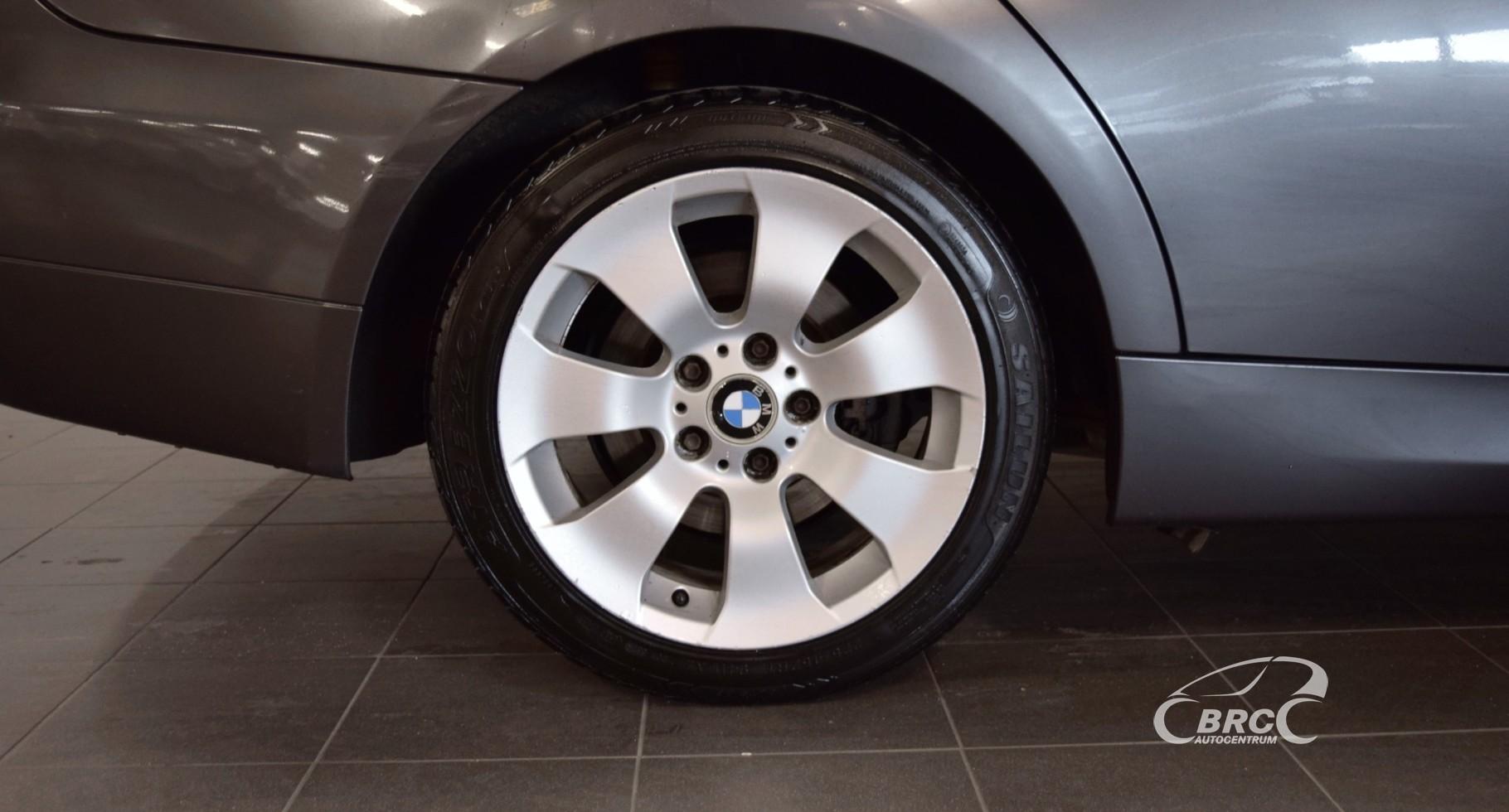 BMW 320 D A/T