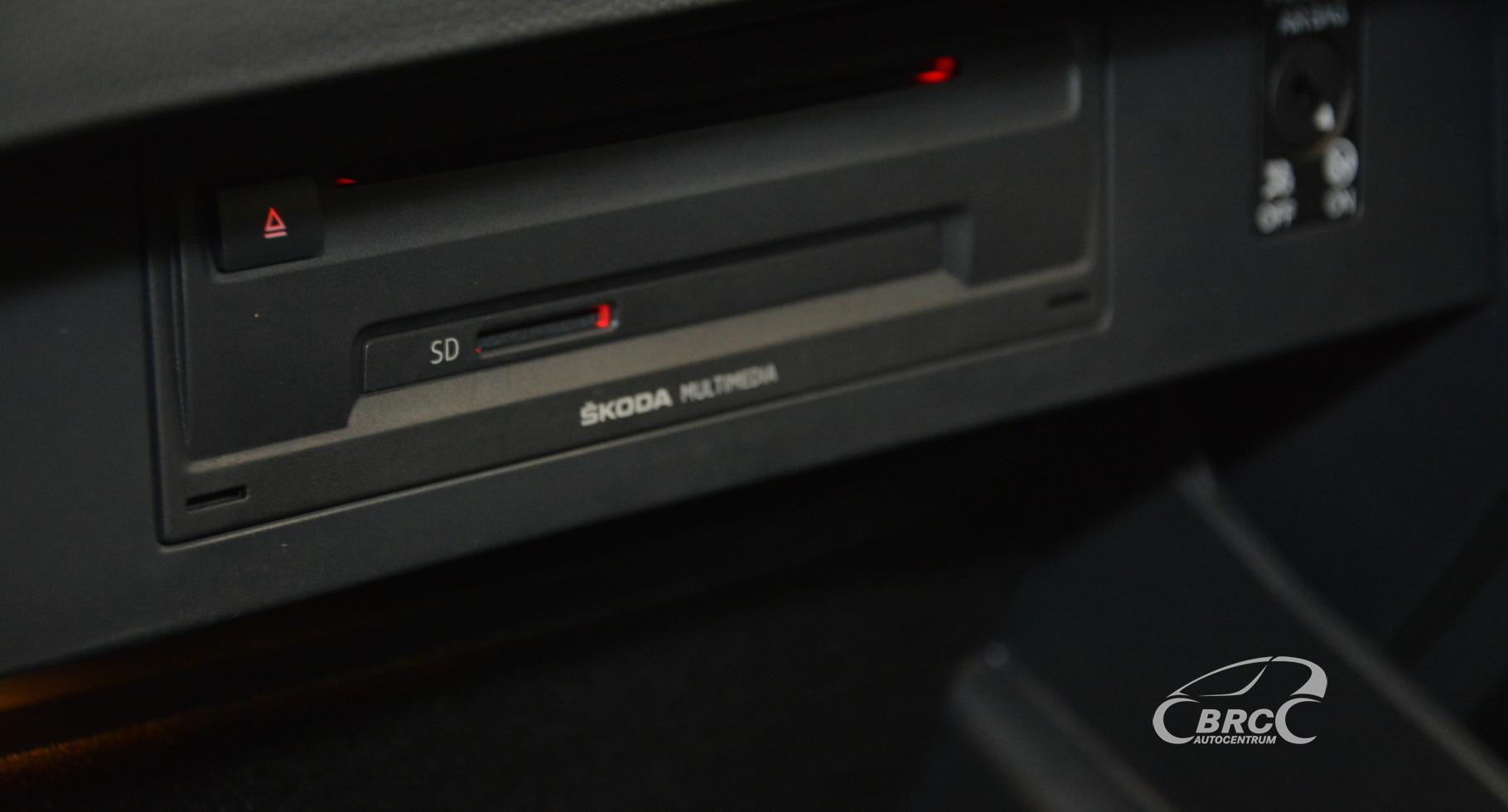 Skoda Octavia 1.6 TDI Elegance