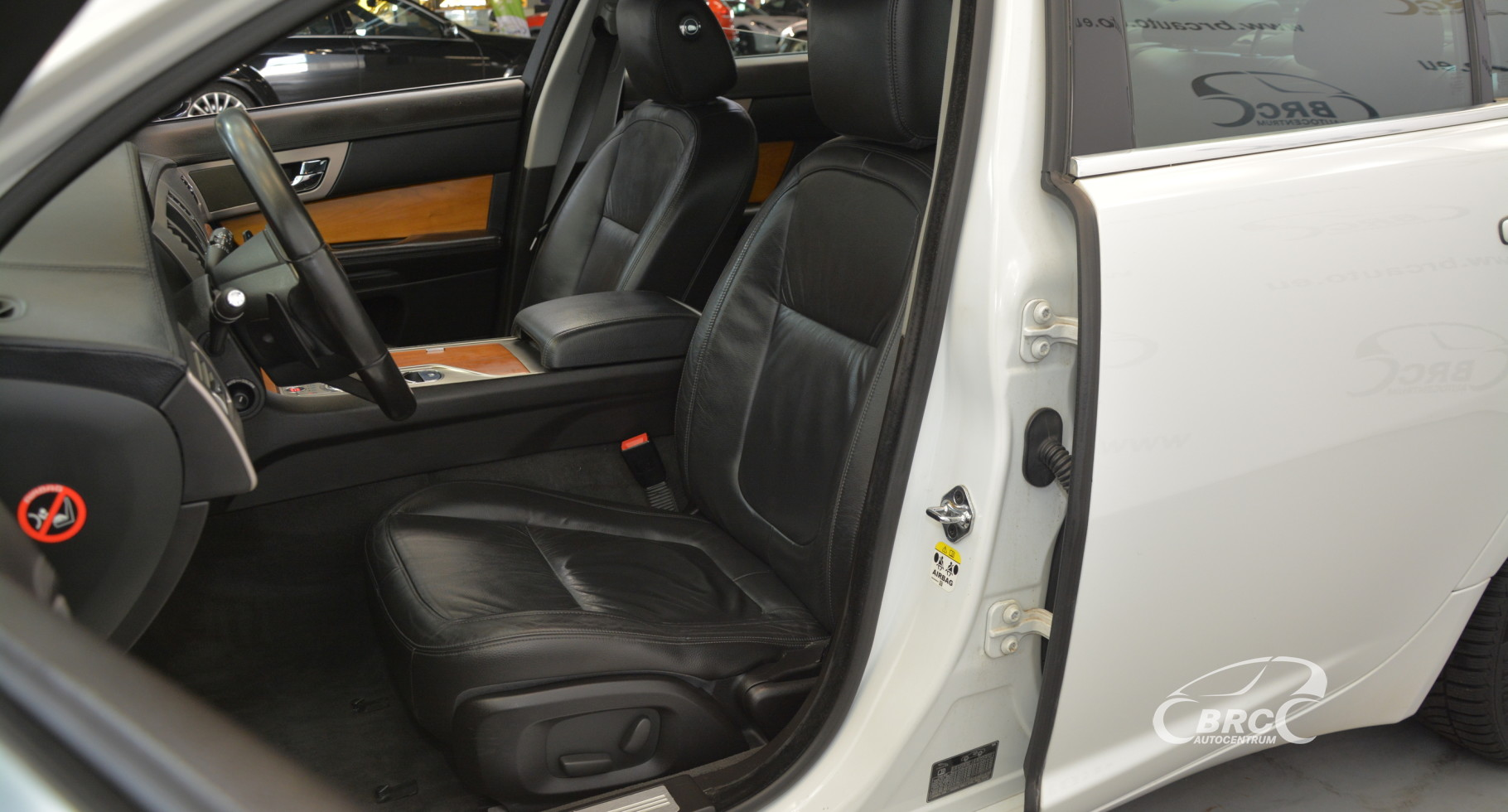 Jaguar XF 3.0 d Automatas
