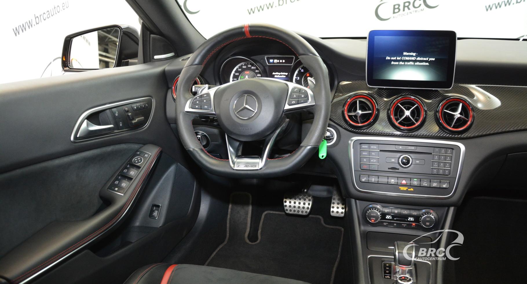 Mercedes-Benz CLA 45 AMG 4 Matic Automatas