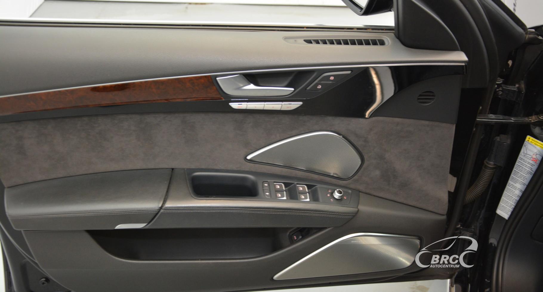 Audi A8 3.0 TFSI Quattro Long Automatas