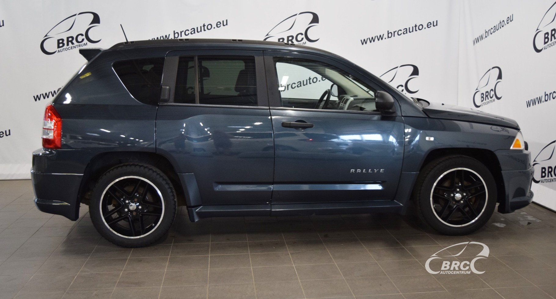 Jeep Compass Limited CRD 4X4