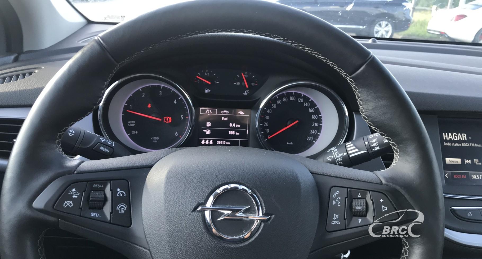 Opel Astra 1.6CDTI Sport Taurer+