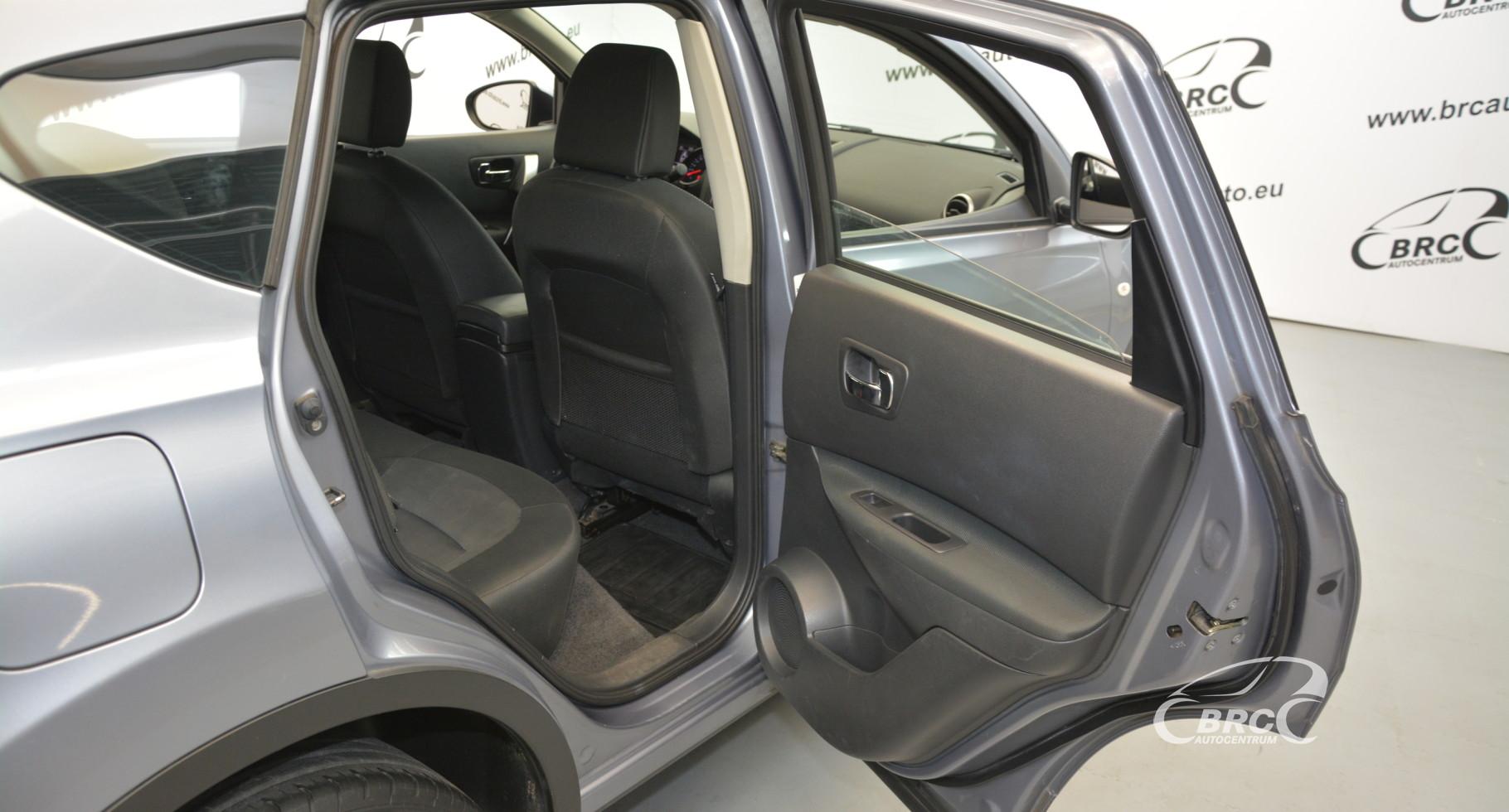 Nissan Qashqai 1.5 dCi Pure Drive FWD