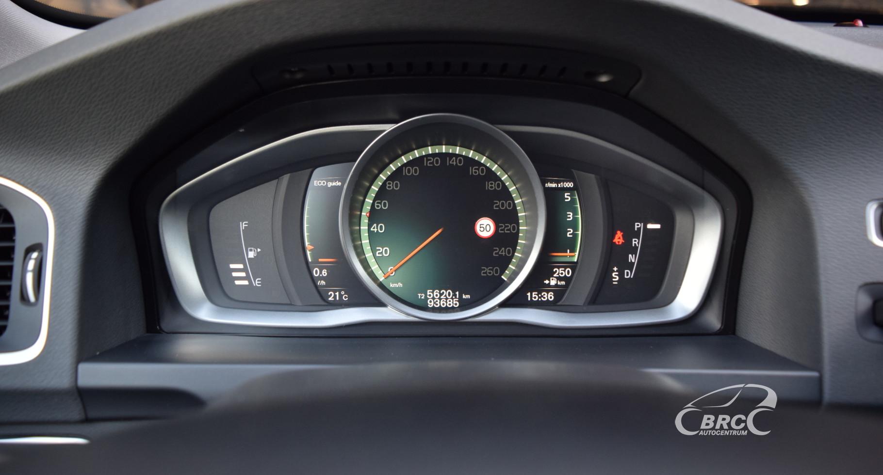 Volvo V60 D3 Momentum