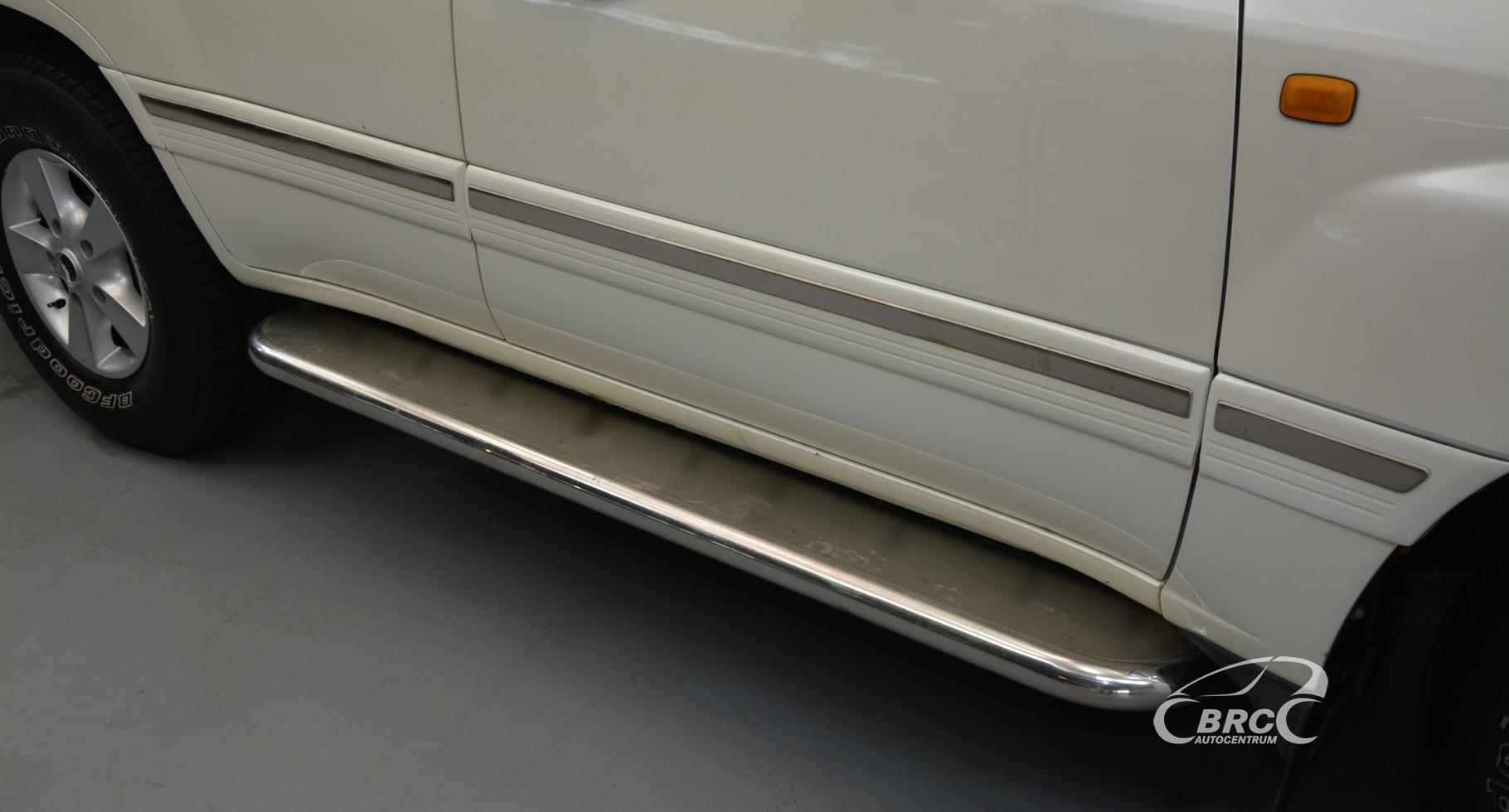 Toyota Land Cruiser 4.2 TD Automatas