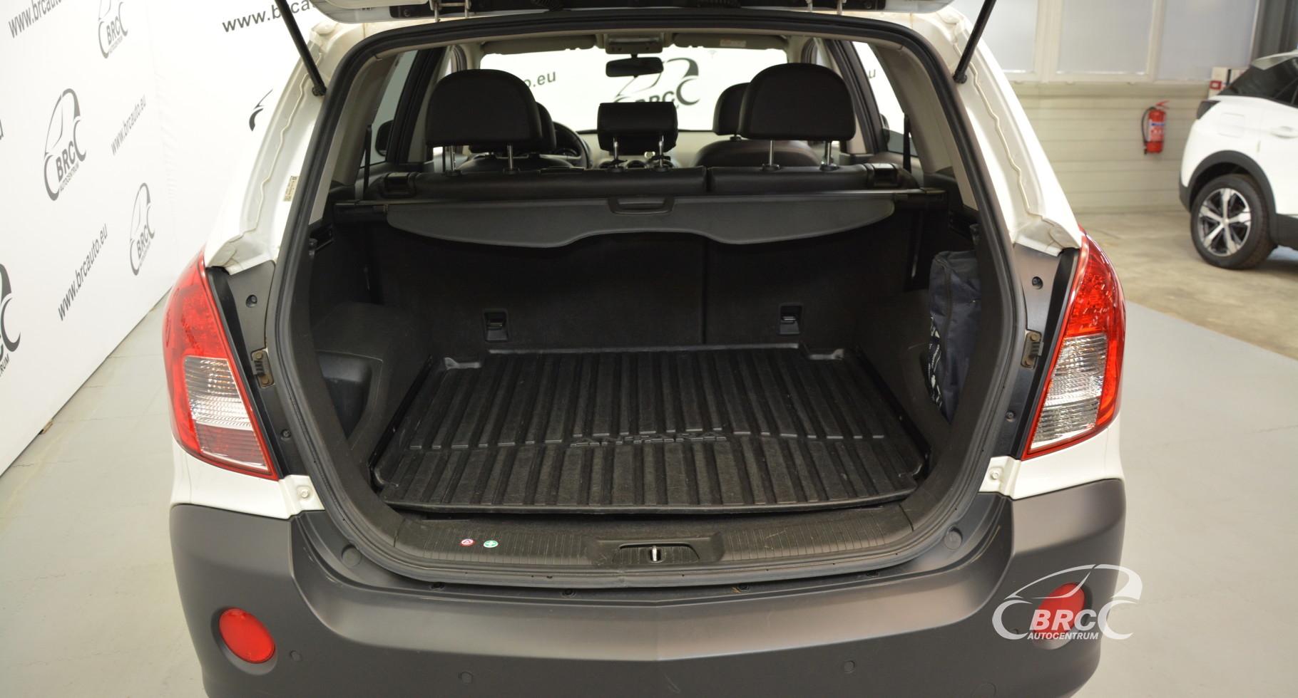 Opel Antara 2.2 CDTI FWD