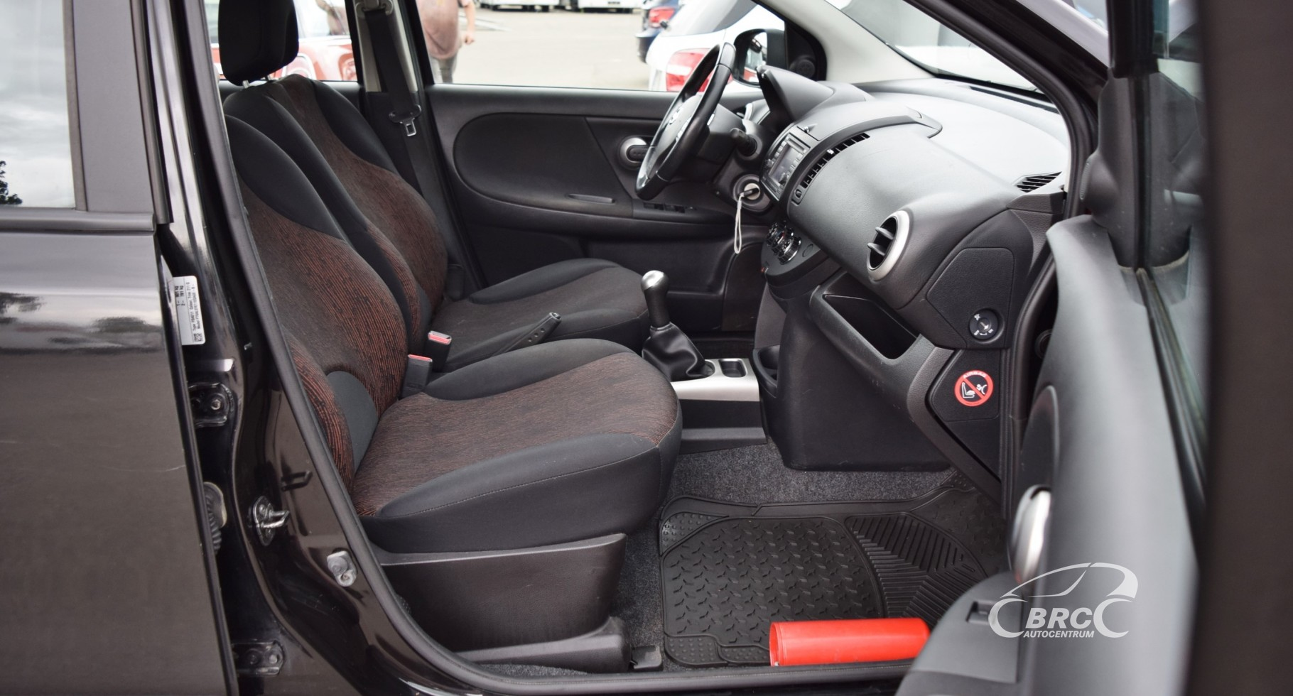 Nissan Note dci Pure Drive