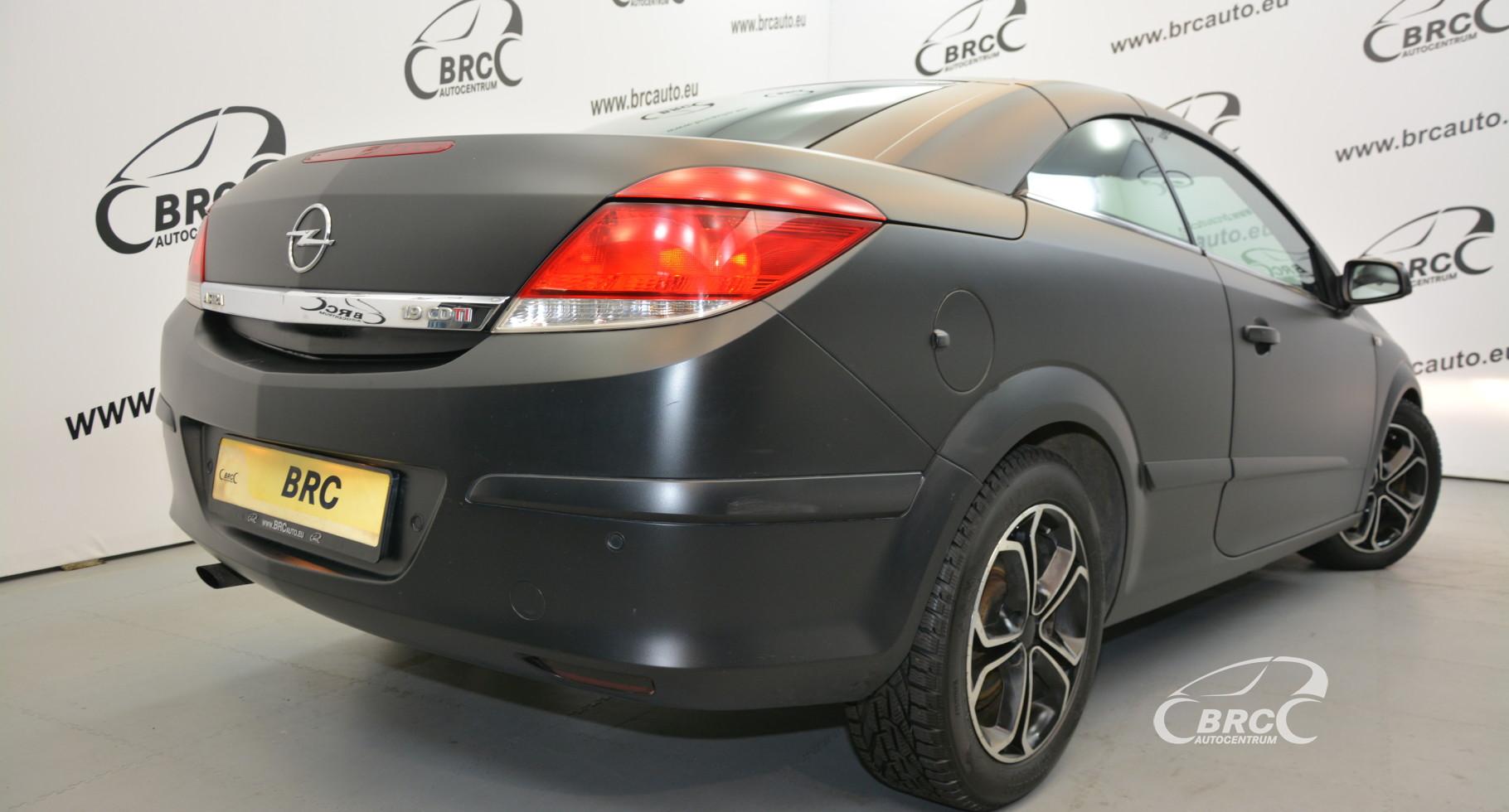 Opel Astra Cabrio Twin Top