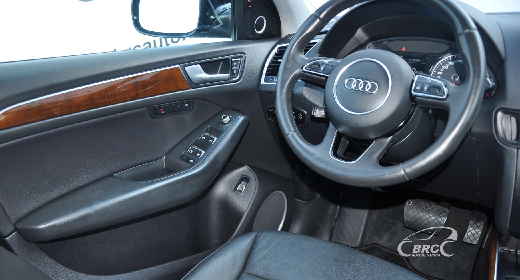 Audi Q5 3.0 TDI Quattro Automotas