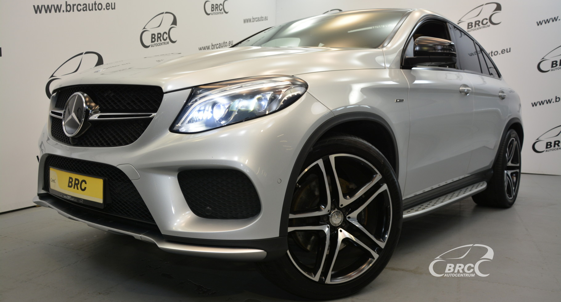 Mercedes-Benz GLE 450 AMG 4 Matic Automatas